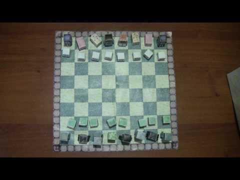 Minecraft scacchi mosse dei pezzi
