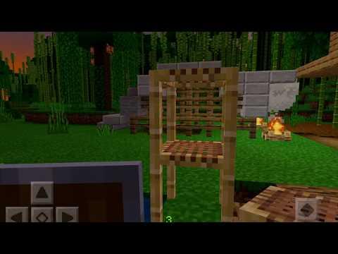 EttoCraft Corso Minecraft Cartelli, bambù e impalcature