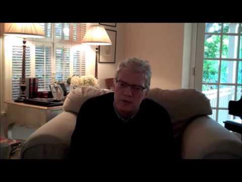 """""""I am a Fan of Homeschooling"""" - Sir Ken Robinson - TED Speaker"""