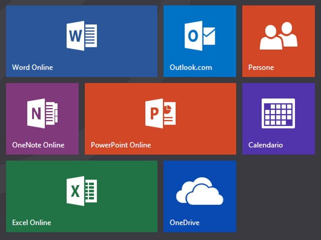 Office Gratis Online. Strumenti apprendimento per la Dislessia OneNote Microsoft Word Excel PowerPoint Open Office Libre Office Suite 3