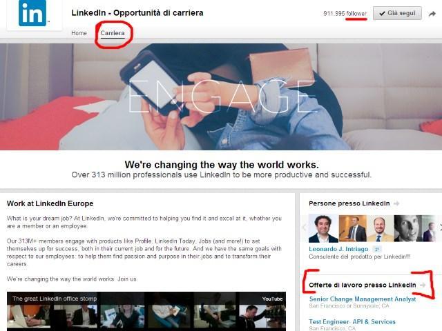 LinkedIn fai Rete: Importa Contatti, Ricerca Avanzata, Gruppi, Segui Aziende 2