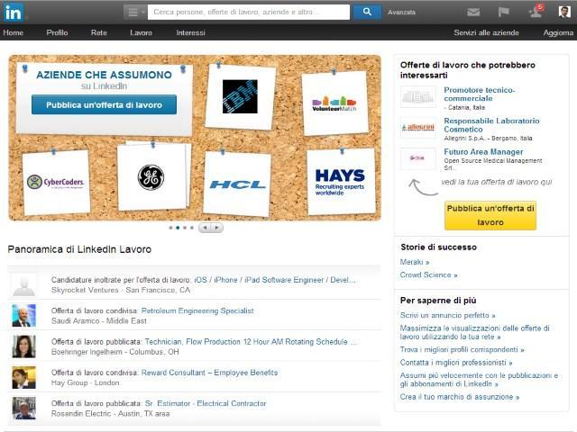 LinkedIn per Aziende Come usare LinkedIn per il tuo Business? Crea e gestisci la Pagina Aziendale 2