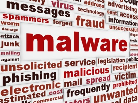 IT Security Malware Virus Spyware
