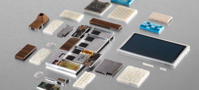 Ara Google smartphone modulare Cambieremo i componenti senza spegnerlo 4