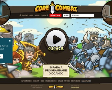 CodeCombat.com Home Page