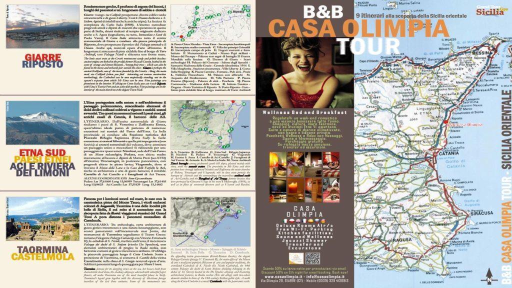 Vacanza Sicilia Cosa fare? Offerte, Guida PDF consigli e programma viaggio Sicilia Orientale 2