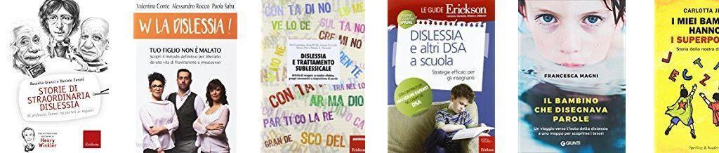 Libri e approfondimenti sulla Dislessia on line su Amazon
