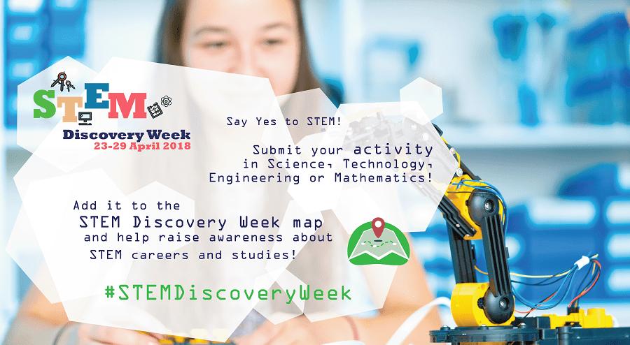 Discipline Stem Discovery Week 2018