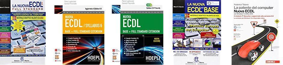 Approfondimenti Nuova Ecdl Libri Dispense Online su Amazon