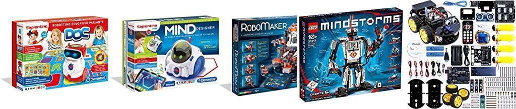 Altri Kit Robotica Educativa