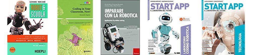 Robotica Educativa Manuali e Libri di approfondimento su Amazon