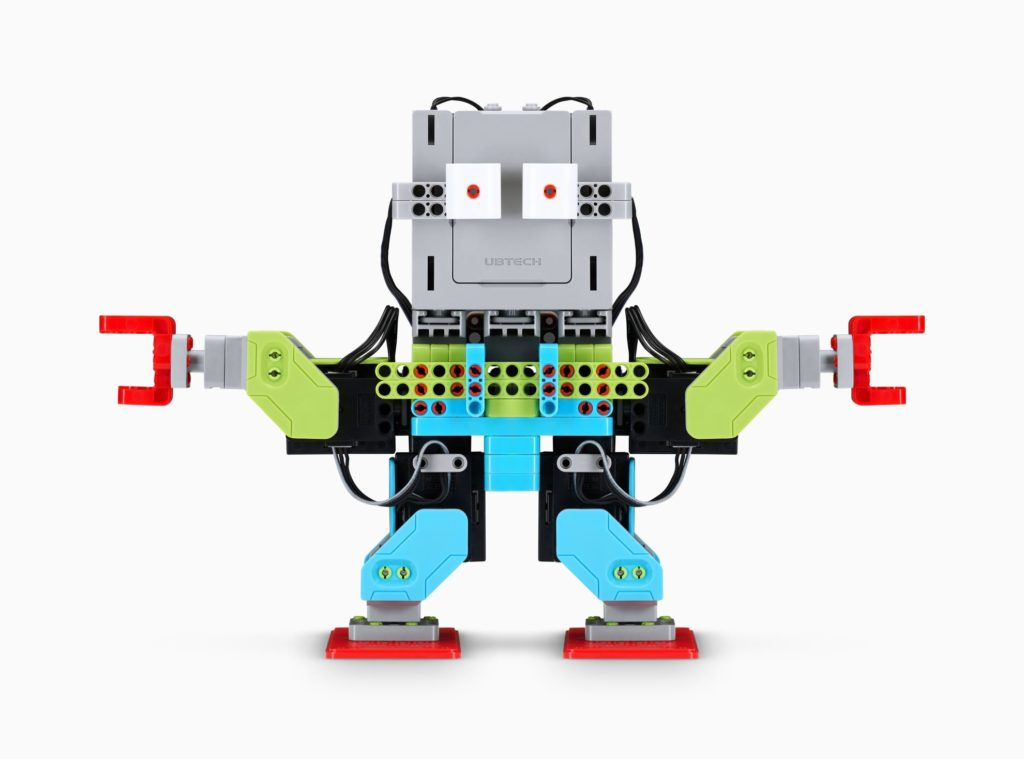 Swift Playgrounds iPad coding con MeeBot