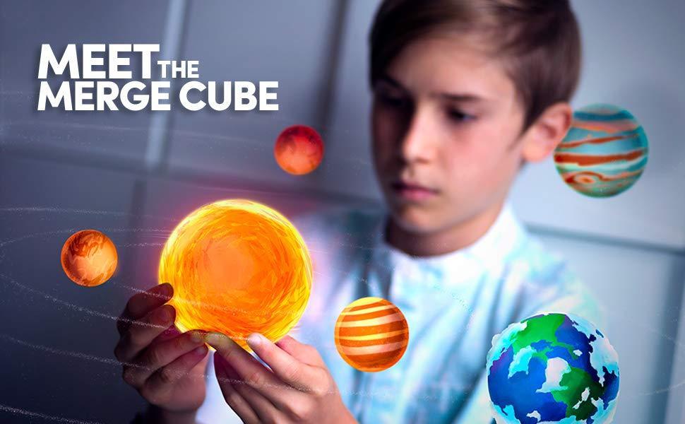 Merge Cube modelli con Paint 3D