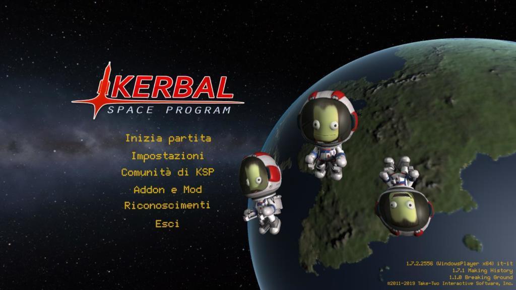 KSP Kerbal Space Program e le discipline STEM