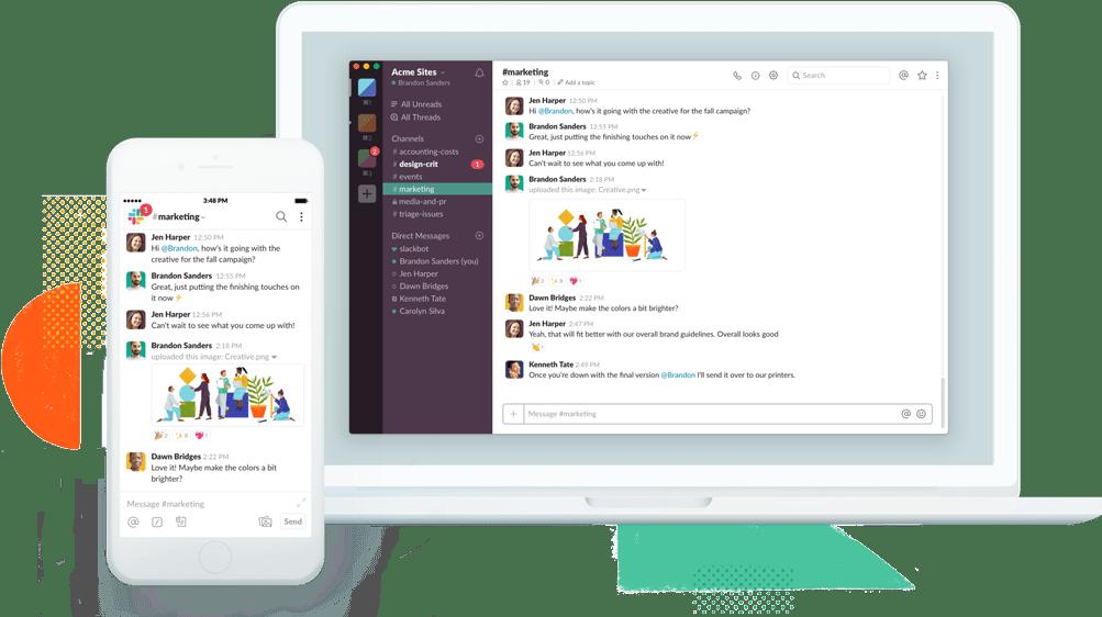 Slack comunicazione integrata per la Community