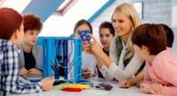 Corso Stampa 3D Online Guida Tinkercad tutorial Paint 3D per Bambini e Didattica a Scuola
