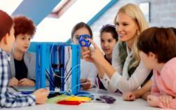 🧵 Corso Stampa 3D Online Guida Tinkercad Stampa 3D per Bambini Didattica Scuola
